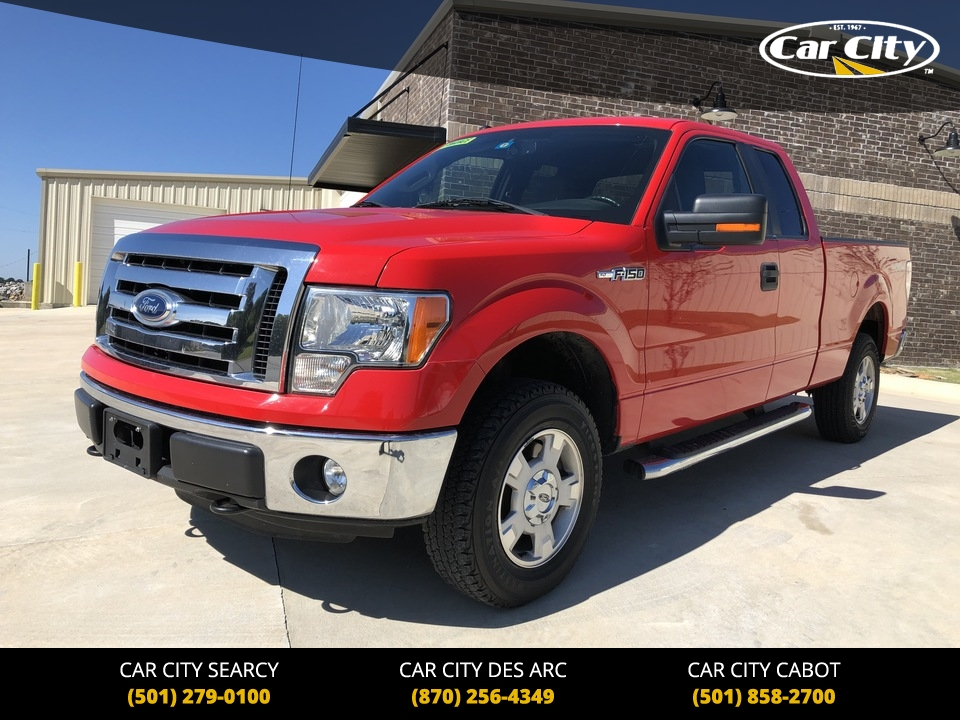 2011 Ford F-150 4WD SuperCab  - D03052  - Car City Autos