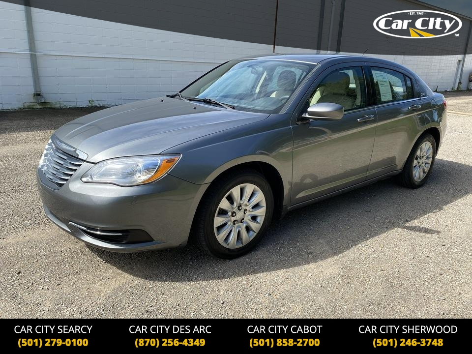 2011 Chrysler 200 LX  - BN617838  - Car City Autos