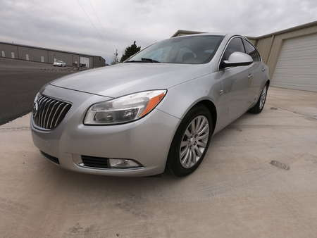 2011 Buick Regal CXL RL6 for Sale  - 072704  - Car City Autos