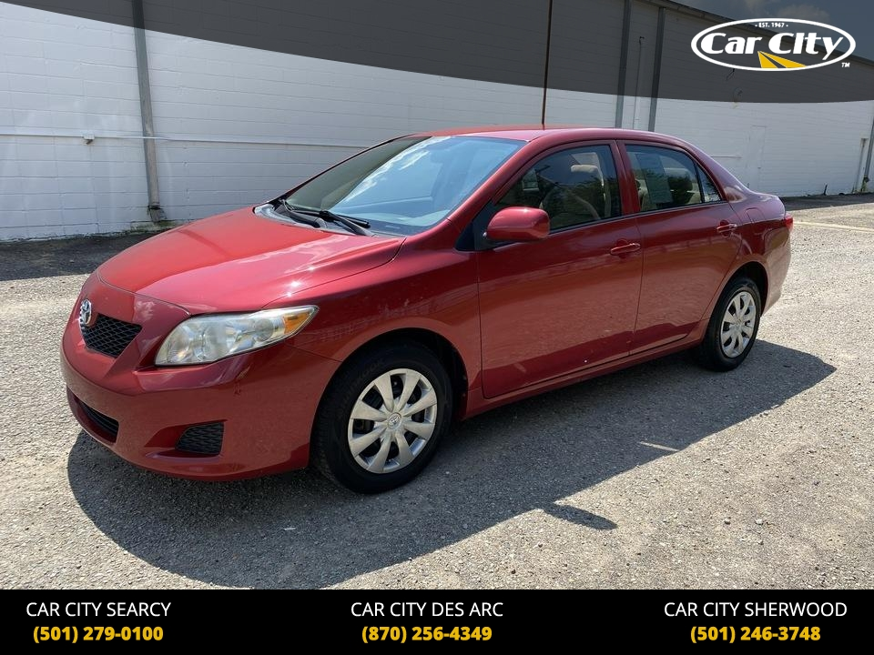 2010 Toyota Corolla  - Car City Autos