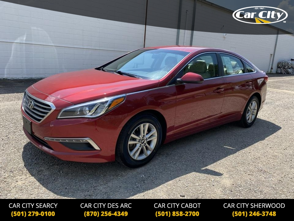 2015 Hyundai Sonata 2.4L SE  - FH207601  - Car City Autos