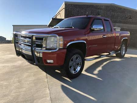 2008 Chevrolet Silverado 1500 LT w/2LT 4WD Extended Cab for Sale  - 251449R  - Car City Autos