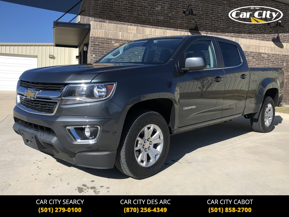 2015 Chevrolet Colorado 2WD LT Crew Cab  - 120276  - Car City Autos
