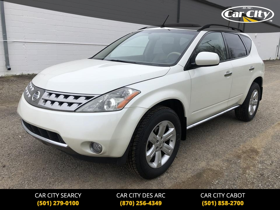2007 Nissan Murano  - Car City Autos