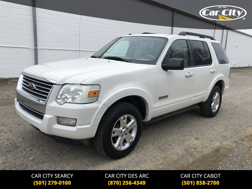 2008 Ford Explorer XLT  - A24081RR  - Car City Autos