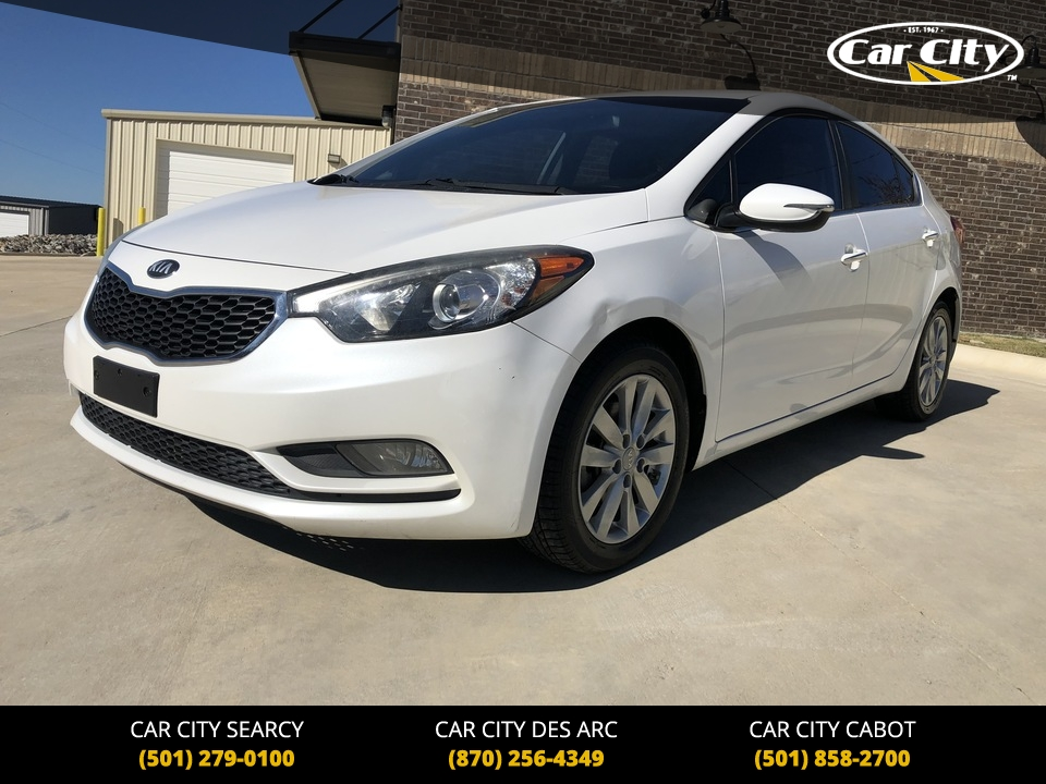 2014 Kia FORTE EX  - 049580R  - Car City Autos