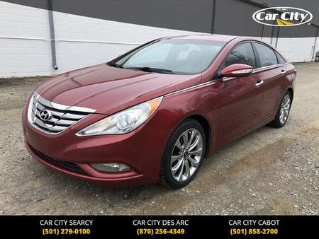2011 Hyundai Sonata Ltd for Sale  - 212467T  - Car City Autos