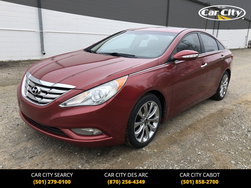 2011 Hyundai Sonata Ltd  - 212467T  - Car City Autos