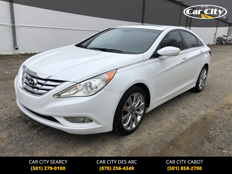 2011 Hyundai Sonata SE  - BH119804  - Car City Autos
