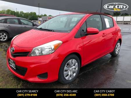 2012 Toyota Yaris  for Sale  - 502557  - Car City Autos
