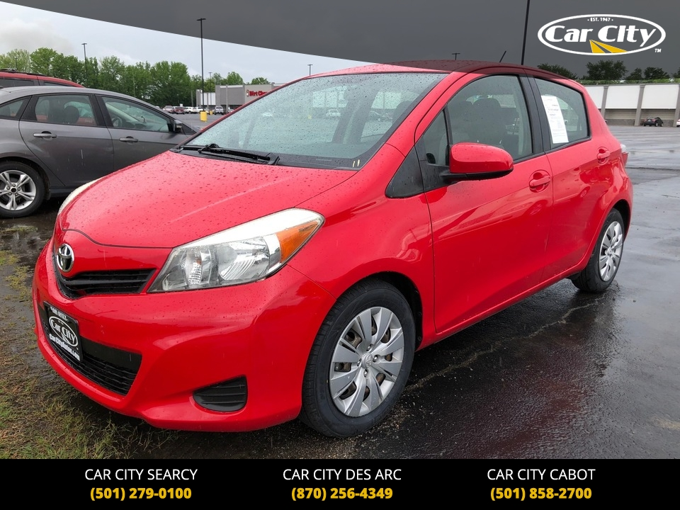 2012 Toyota Yaris  - Car City Autos