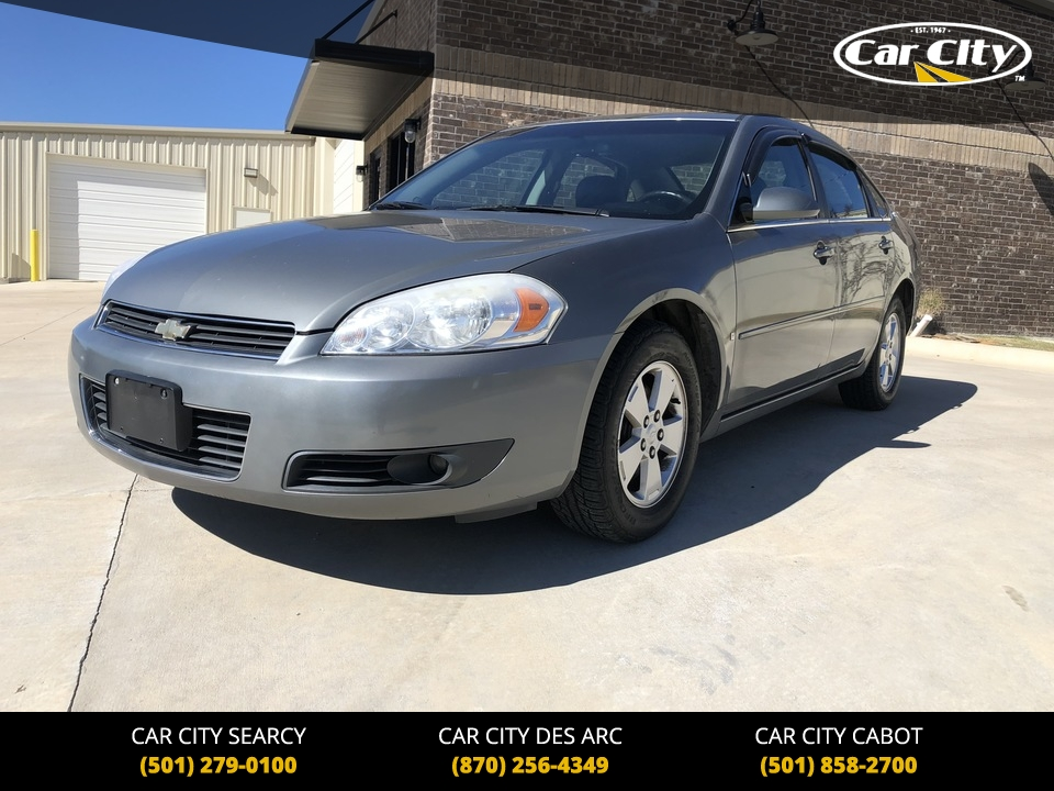 2008 Chevrolet Impala LT  - 242801R  - Car City Autos