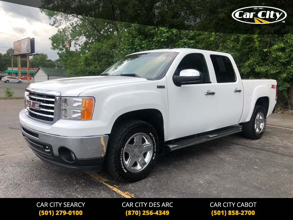 2011 GMC Sierra 1500 SLT 4WD Crew Cab  - 248389  - Car City Autos