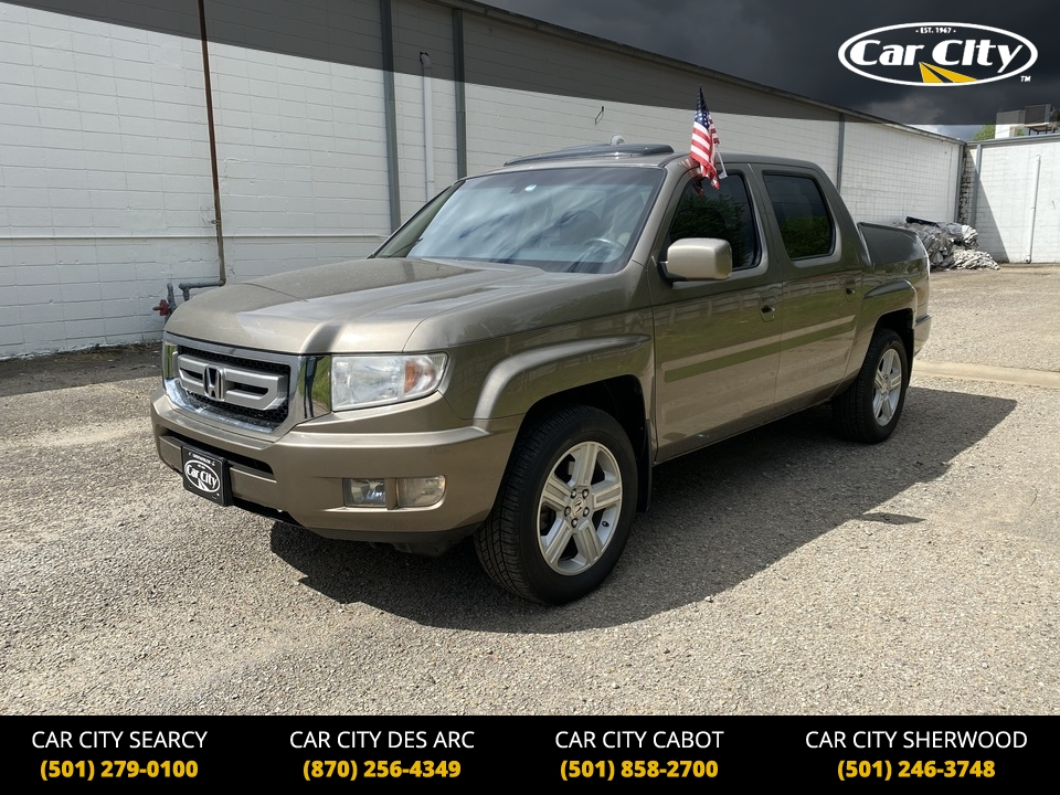 2010 Honda Ridgeline  - Car City Autos