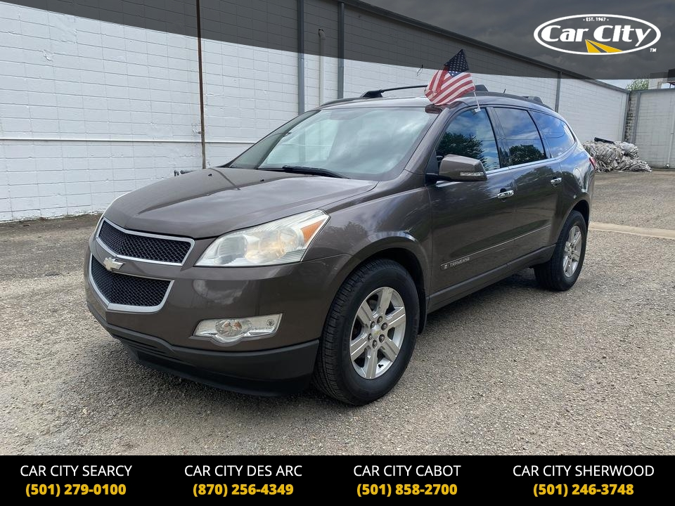 2009 Chevrolet Traverse LT w/2LT  - 9S137054T  - Car City Autos