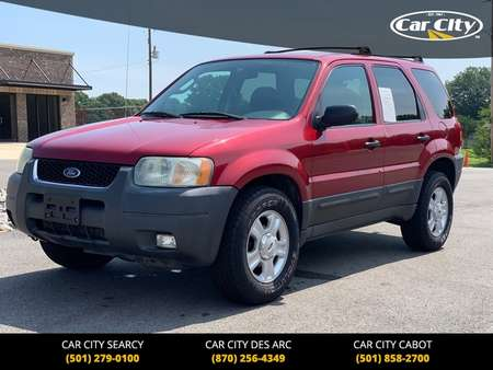 2004 Ford Escape XLT 4WD for Sale  - A37235R  - Car City Autos