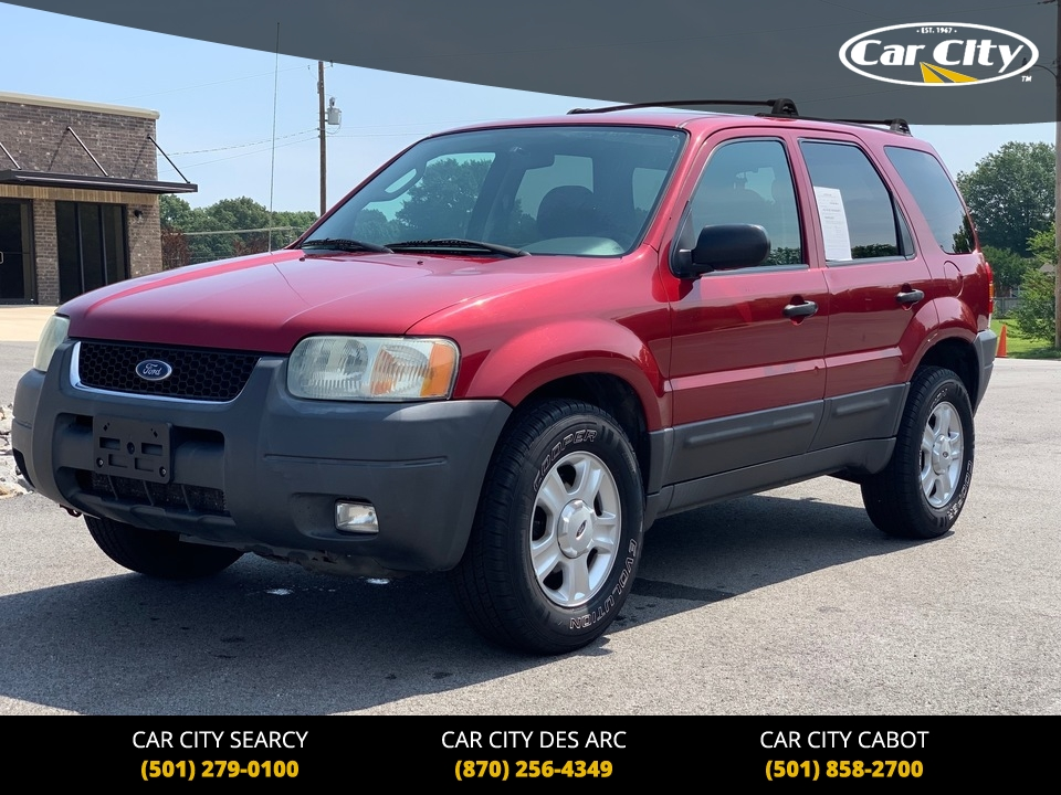 2004 Ford Escape XLT 4WD  - A37235R  - Car City Autos