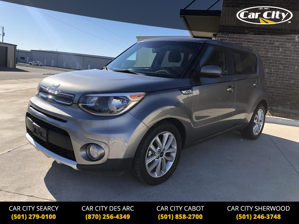 2017 Kia Soul  - Car City Autos