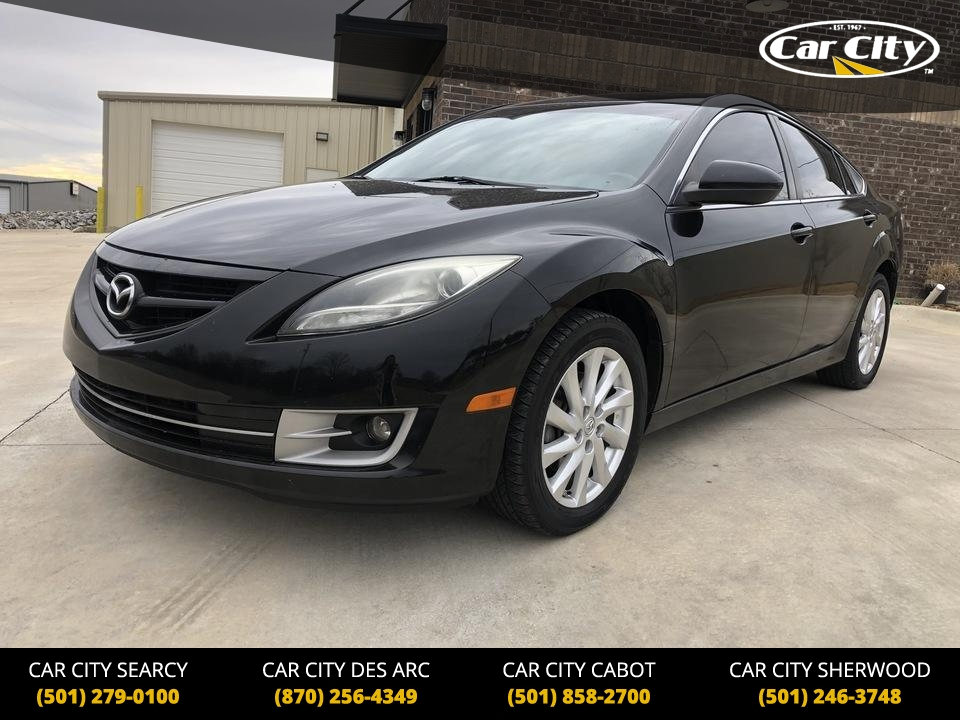 2012 Mazda Mazda6 i Touring  - C5M18506  - Car City Autos
