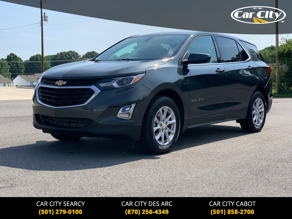 2018 Chevrolet Equinox LT  - 569714  - Car City Autos