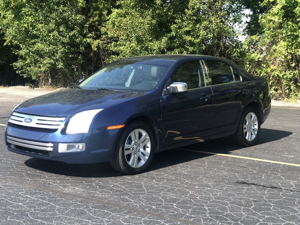 2007 Ford Fusion  - Car City Autos