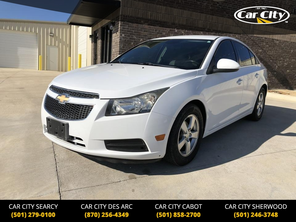 2013 Chevrolet Cruze 1LT  - D7260970  - Car City Autos