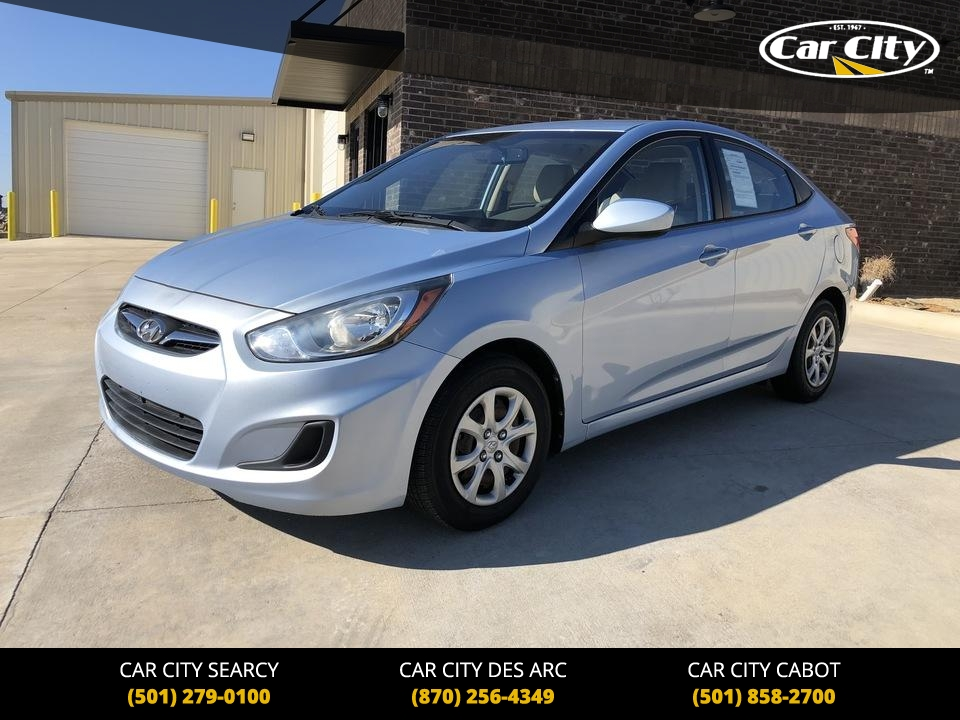 2012 Hyundai Accent GLS  - CU230114  - Car City Autos
