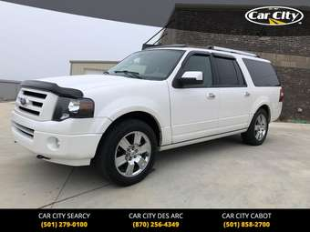 2009 Ford Expedition EL Limi