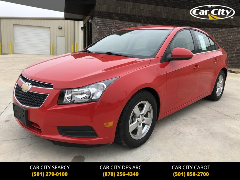 2014 Chevrolet Cruze 1LT  - E7419772  - Car City Autos