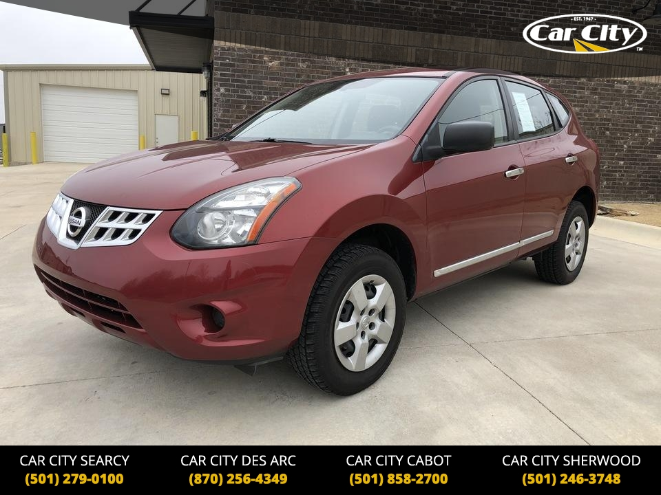 2015 Nissan Rogue Select AWD  - FW257482  - Car City Autos