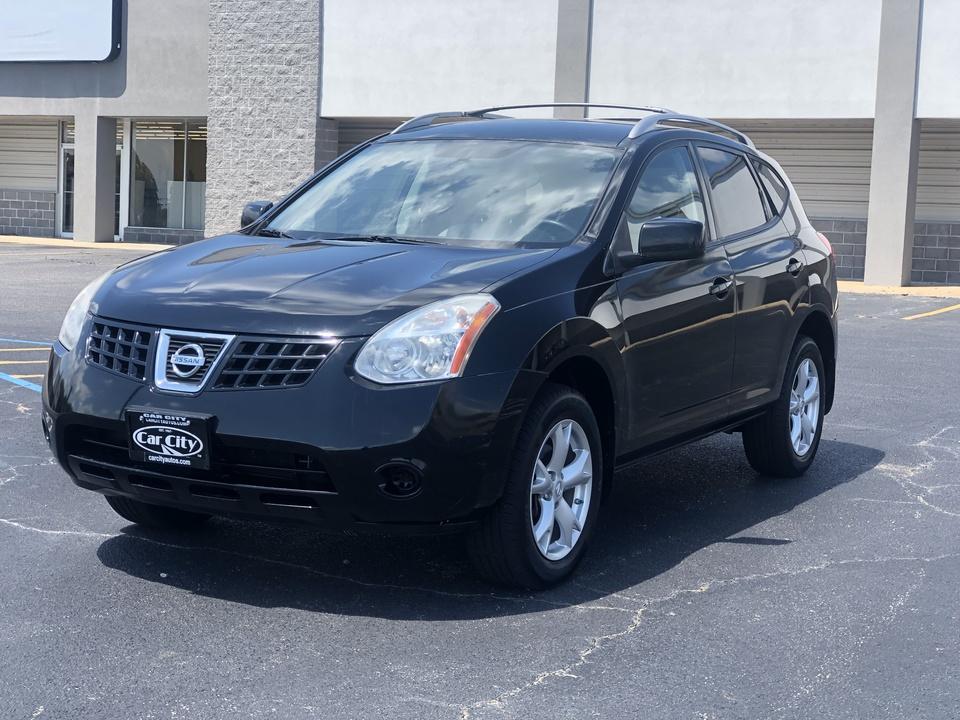 2009 Nissan Rogue  - Car City Autos