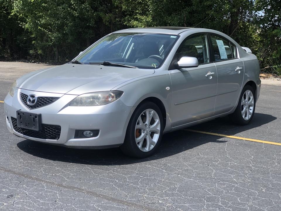 2009 Mazda Mazda3  - Car City Autos