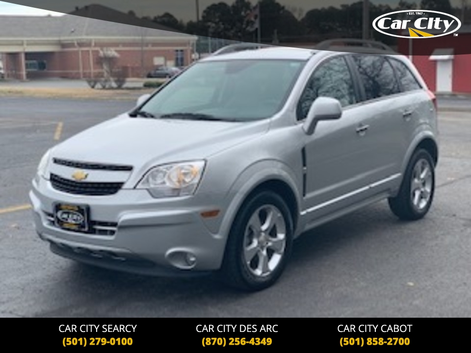 2014 Chevrolet Captiva Sport Fleet LTZ  - 651964  - Car City Autos