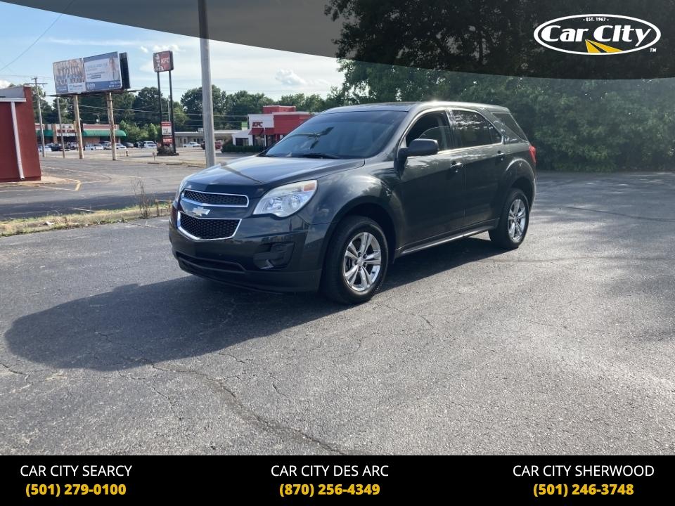 2013 Chevrolet Equinox LS  - D1268036  - Car City Autos