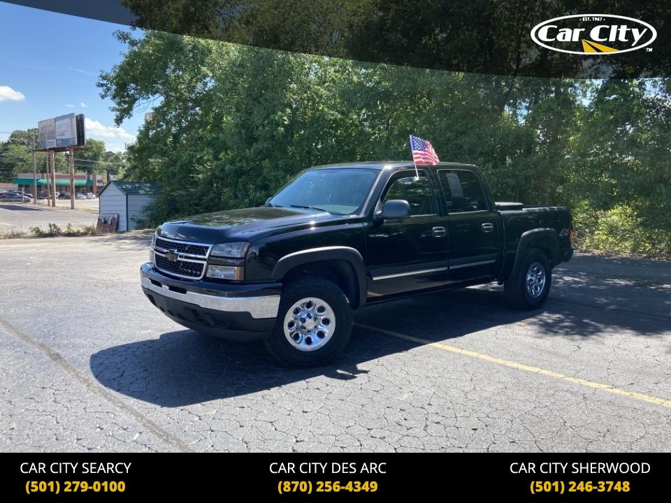 2007 Chevrolet Silverado 1500 LS 4WD Crew Cab  - 71167739  - Car City Autos