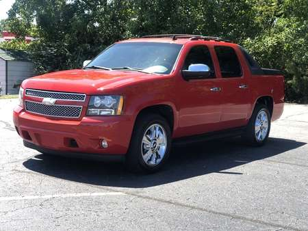 2010 Chevrolet Avalanche LTZ 4WD Crew Cab for Sale  - 249829  - Car City Autos
