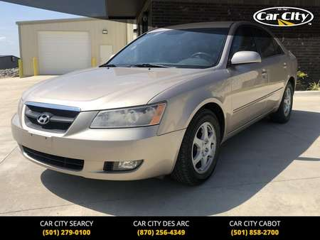 2006 Hyundai Sonata GLS for Sale  - 075808  - Car City Autos