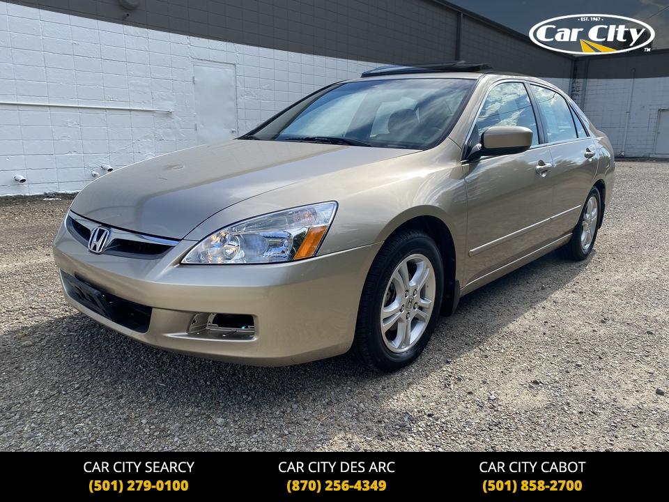 2007 Honda Accord  - Car City Autos