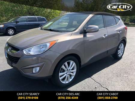 2011 Hyundai Tucson Limited for Sale  - 283156  - Car City Autos