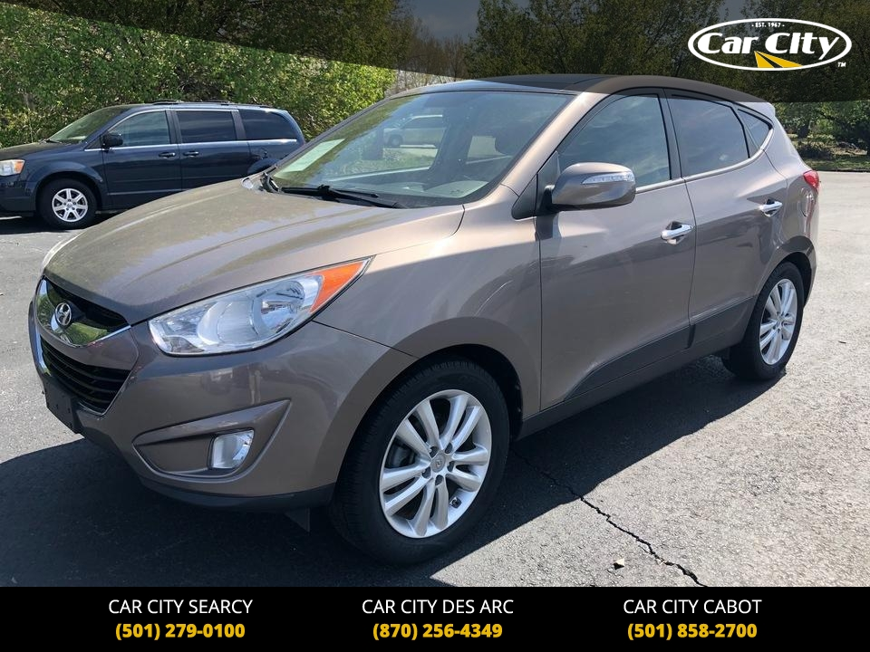 2011 Hyundai Tucson Limited  - 283156  - Car City Autos