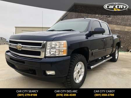 2011 Chevrolet Silverado 1500 LTZ 4WD Crew Cab for Sale  - BG241838  - Car City Autos