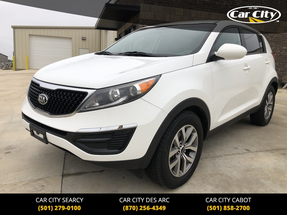 2014 Kia Sportage LX 2WD  - 557771R  - Car City Autos
