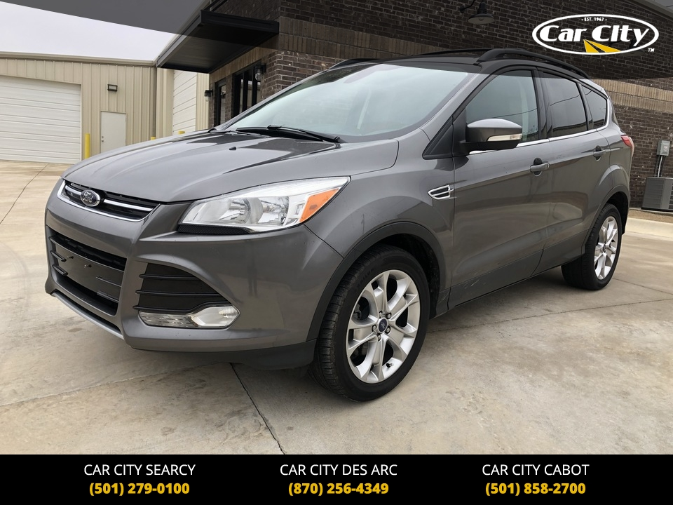 2013 Ford Escape SEL  - DUB77839  - Car City Autos