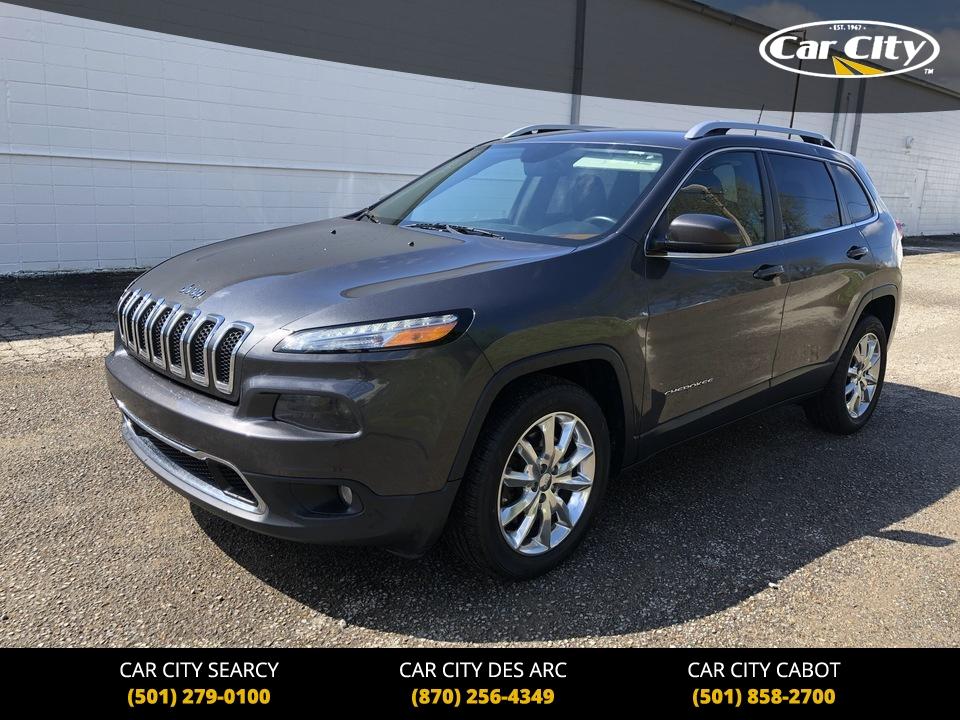 2016 Jeep Cherokee Limited  - 249501  - Car City Autos