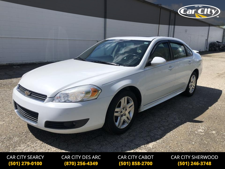 2011 Chevrolet Impala LT  - B1330257T  - Car City Autos