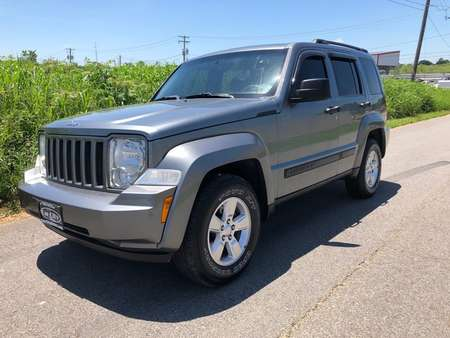 2012 Jeep Liberty Sport for Sale  - 113631  - Car City Autos