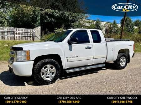2007 Chevrolet Silverado 1500 LT w/1LT 4WD Extended Cab for Sale  - 7Z547826  - Car City Autos