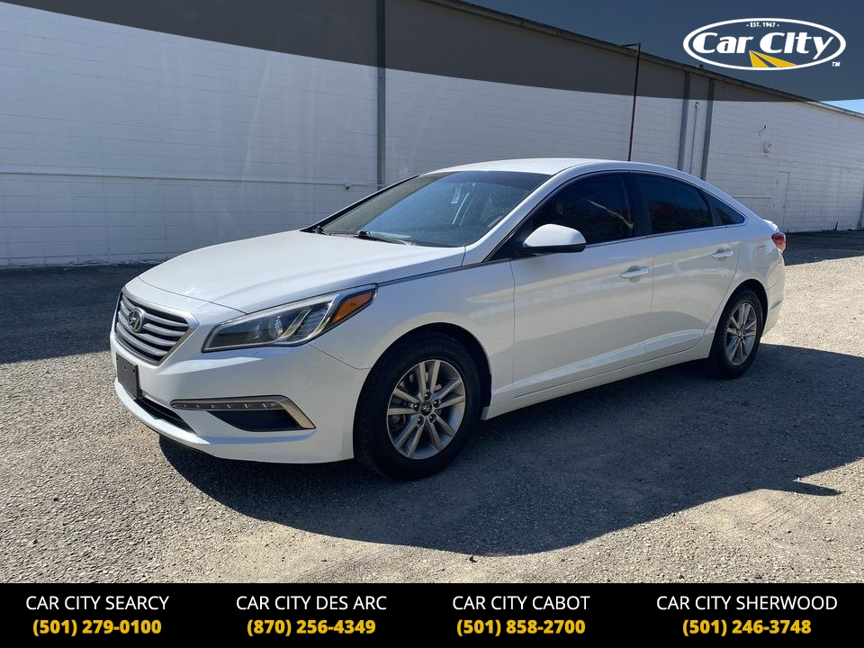 2015 Hyundai Sonata 2.4L SE  - FH040927R  - Car City Autos
