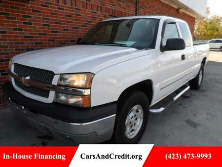 2004 Chevrolet Silverado 1500  for Sale  - chr22  - Cars & Credit