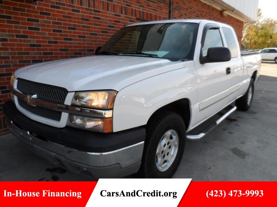 2004 Chevrolet Silverado 1500  - Cars & Credit